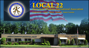 Sheet Metal Workers Local 22